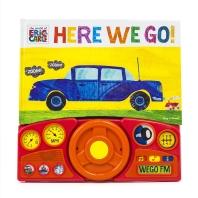 [해외]Eric Carle Here We Go Steering Wheel