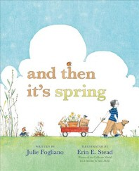 [해외]And Then It's Spring (Hardcover)