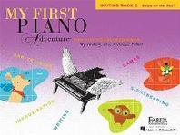 [해외]My First Piano Adventure, Writing Book C, Skips on the Staff (Paperback)