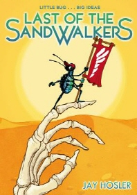 [해외]Last of the Sandwalkers (Paperback)