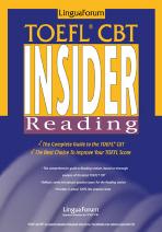 링구아포럼 TOEFL CBT INSIDER READING