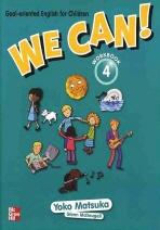 WE CAN WORK BOOK. 4(CD1장포함)