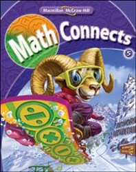 [해외]Math Connects, Grade 5, Student Edition