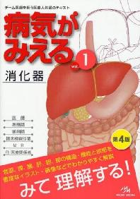 病氣がみえる VOL.1 질병이 보인다 1. 소화기 2. 순환기 3. 당뇨병, 대사, 내분비 4. 호흡기 5. 혈액 7. 뇌, 신경계  총6권 일괄판매 medical disease: an illustrated reference guide 1. alimentary system 3rd. 2. cardiovascular system 2nd. 3 metabolism and endocrinolgy 2nd. 4. rspiratory system 1st. 5. hematology 1st. 7. neurology and nerosurgery 1st. 질병에 대한 도해가 풍부한 러퍼런스 가이드. 일본어 원서, 반양장본