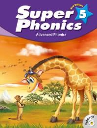Super Phonics(슈퍼 파닉스). 5(SB)(2판)(CD2장포함)