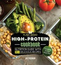 [해외]Plant-Based High-Protein Cookbook (Hardcover)