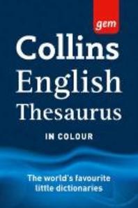 [해외]Collins Gem Thesaurus.