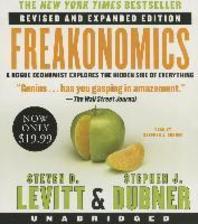 Freakonomics REV Ed Low Price CD