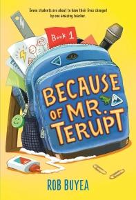 [해외]Because of Mr. Terupt