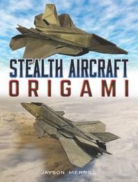 [해외]Stealth Aircraft Origami