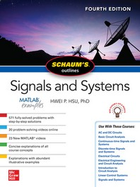 [해외]Schaum's Outline of Signals and Systems, Fourth Edition