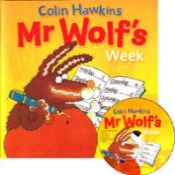 [노부영] Mr Wolfs Week (Paperback+CD)