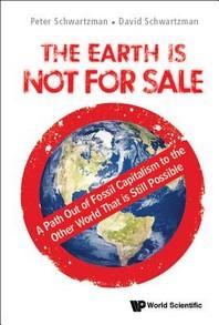 [해외]Earth Is Not for Sale, The (Hardcover)