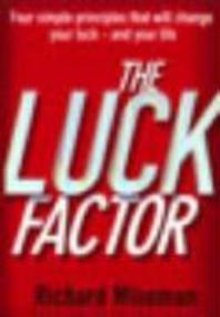 [해외]The Luck Factor
