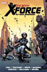 [�ؿ�]Uncanny X-Force by Rick Remender