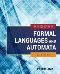 [보유]An Introduction to Formal Languages and Automata