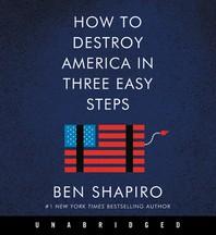 [해외]How to Destroy America in Three Easy Steps (Compact Disk)