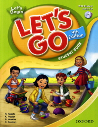 Let's Go. Begin Student Book(with CD)