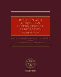 [해외]Redfern and Hunter on International Arbitration