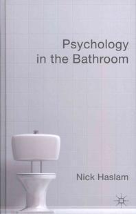 [해외]Psychology in the Bathroom (Hardcover)
