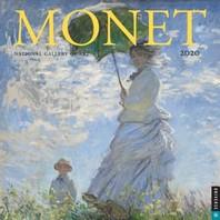 [해외]Monet 2020 Wall Calendar