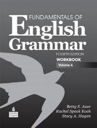 Fundamentals of English Grammar. A(WB with Answer Key)