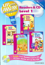UP AND AWAY IN ENGLISH 1(READER)