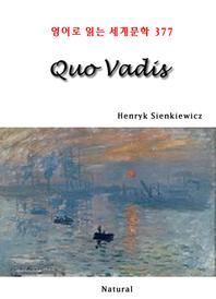 Quo Vadis (영어로 읽는 세계문학 377)