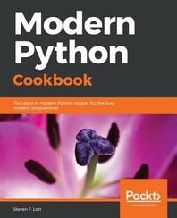 [보유]Modern Python Cookbook