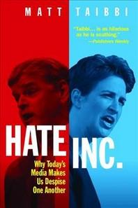 [해외]Hate Inc. (Hardcover)