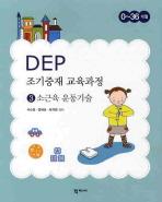 DEP 조기중재 교육과정. 3: 소근육 운동기술