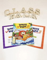 Write Right Beginner Class Pack. 2(전3권)