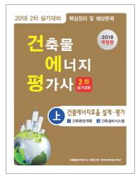 건축물에너지평가사 2차 실기(상)(2018)(개정판)
