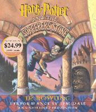 [해외]Harry Potter and the Sorcerer's Stone (Compact Disk)
