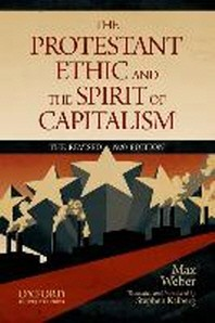 [해외]The Protestant Ethic and the Spirit of Capitalism