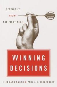 [해외]Winning Decisions (Hardcover)