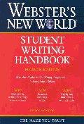 WEBSTER'S NEW WORLD STUDENT WRITING HANDBOOK(4/E)