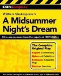 [해외]A Midsummer Night's Dream (Paperback)