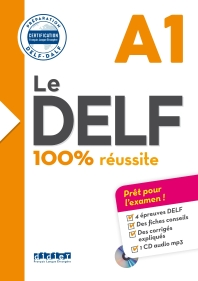 Le DELF - 100% reusSite - A1 - Livre + CD