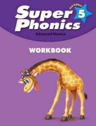 Super Phonics(슈퍼 파닉스). 5(WB)(2판)