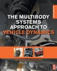 [해외]The Multibody Systems Approach to Vehicle Dynamics