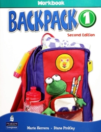 BACKPACK. 1 (WB)(SECOND EDITION)(CD1장포함)