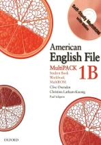 AMERICAN ENGLISH FILE 1B(STUDENT BOOK WORKBOOK)