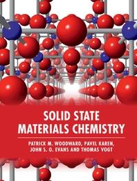 [해외]Solid State Materials Chemistry