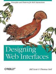 [해외]Designing Web Interfaces (Paperback)