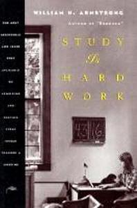 [해외]Study Is Hard Work (Paperback)