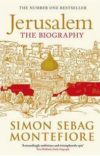 [해외]Jerusalem. Simon Sebag Montefiore (Paperback)