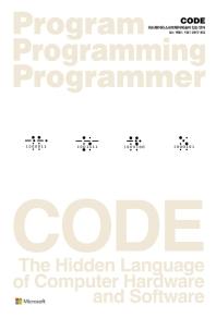 CODE(Program Programming Programmer 6)