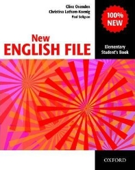 NEW ENGLISH FILE ELEMENTARY STUDENT S BOOK