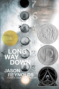 Long Way Down (2018 Newbery Honor Books)